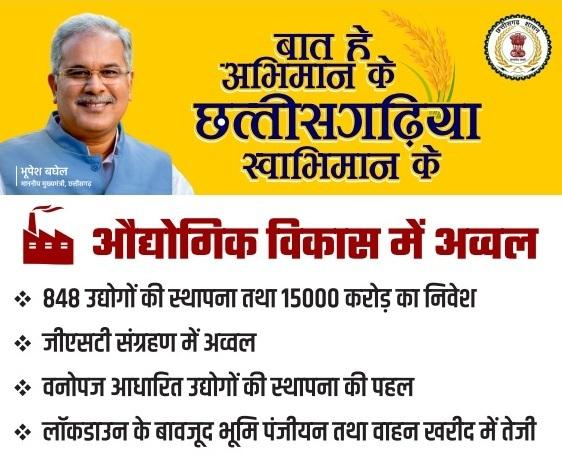 CM Bhupesh Abhiman